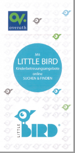Flyer Little Bird Icon
